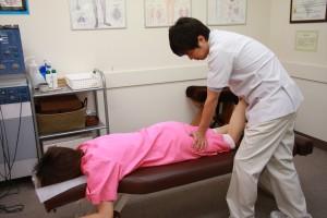 筋膜グリッピング療法