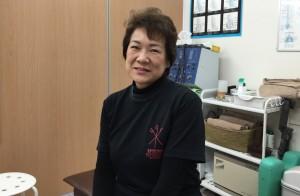 67歳女性 膝関節痛
