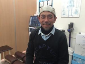 46歳男性 腰痛・肩のコリ
