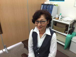 54歳女性 肩こり、腰痛